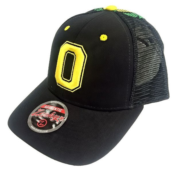 Zephyr NCAA Men's Oregon Ducks Screenplay Adjustable Cap