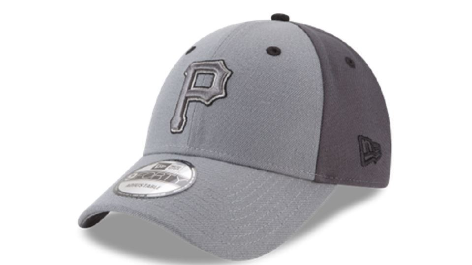 3fb020222 New Era MLB Men s Pittsburgh Pirates The League Graph Pop 9FORTY Adjustable  Hat