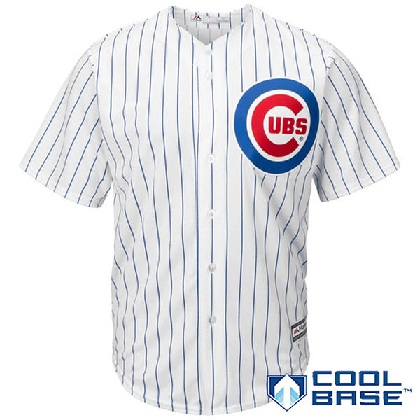 Majestic MLB Men's Chicago Cubs Replica Jersey