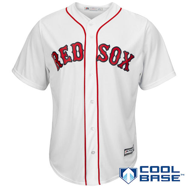 Majestic MLB Men's Boston Red Sox Replica Jersey