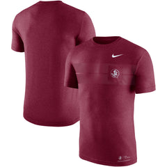 Nike NCAA Men's Florida State Seminoles Marled Pocket T-Shirt