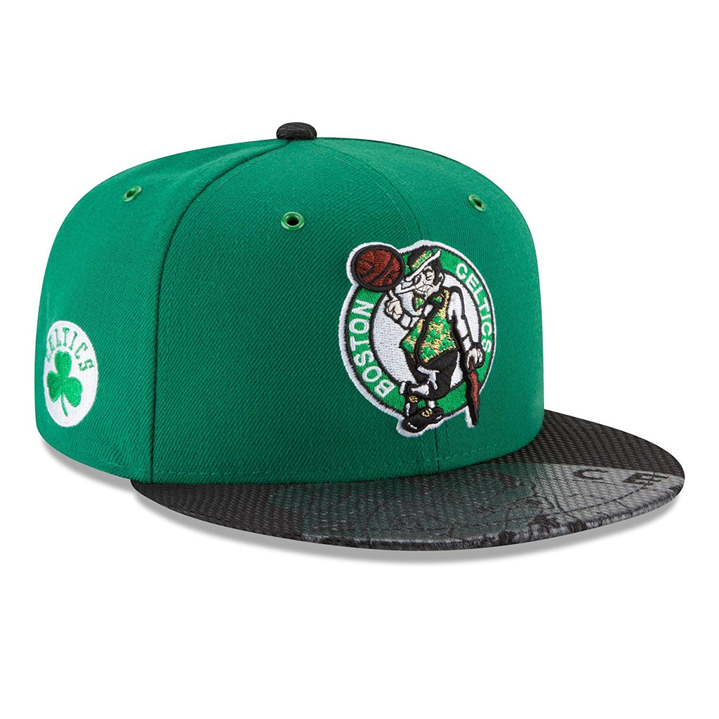 New Era NBA Men's Boston Celtics 2018 On Court All-Star Collection 9FIFTY Snapback Hat