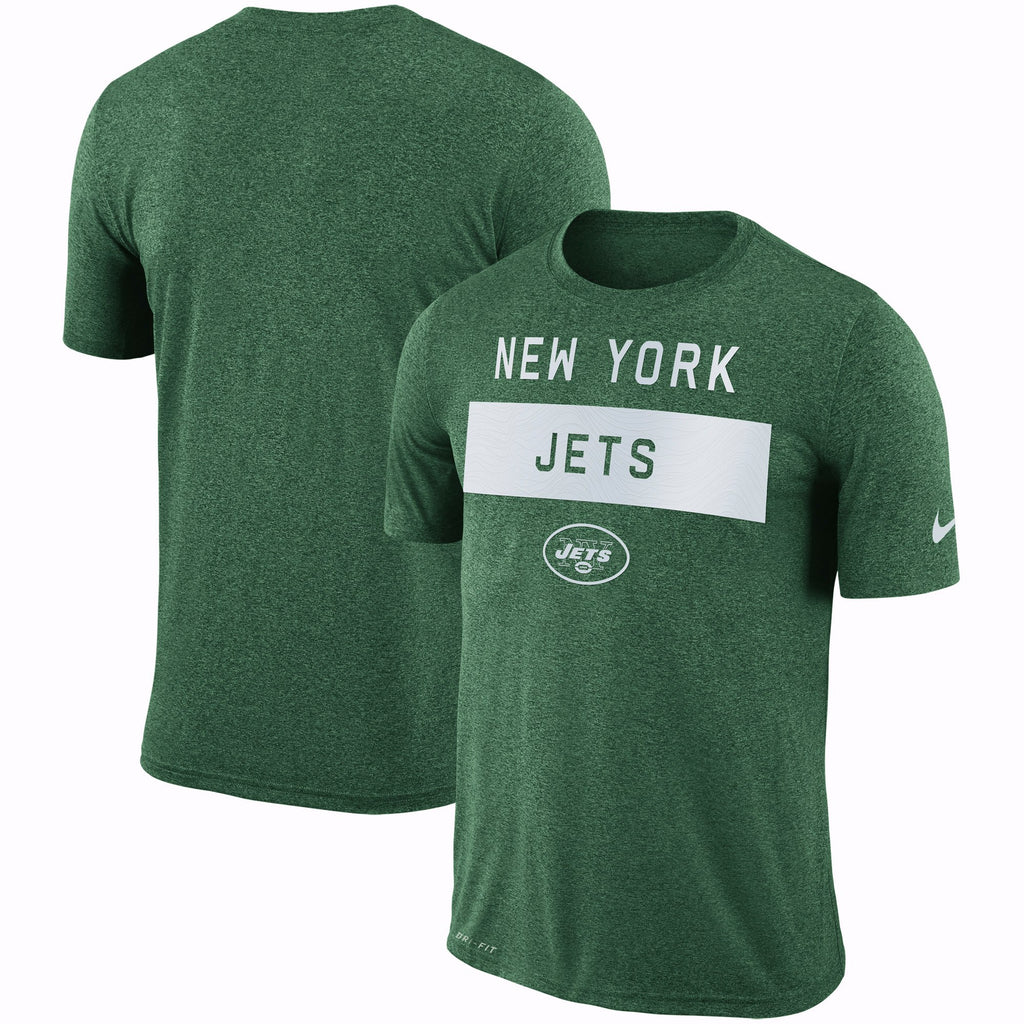 Nike NFL Men's New York Jets Sideline Legend Lift Performance T-Shirt