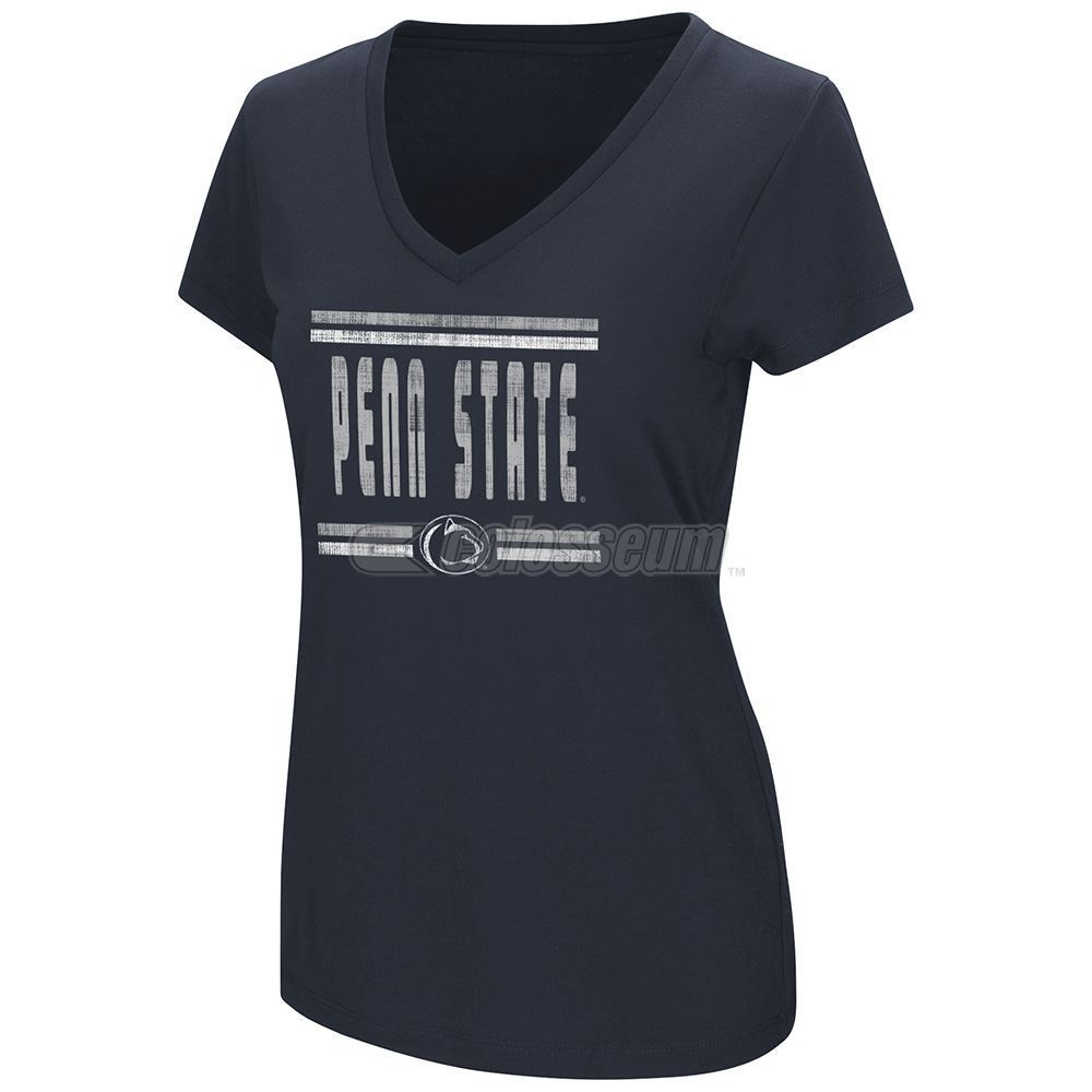 Colosseum NCAA Women's Penn State Nittany Lions Powerplay T-Shirt