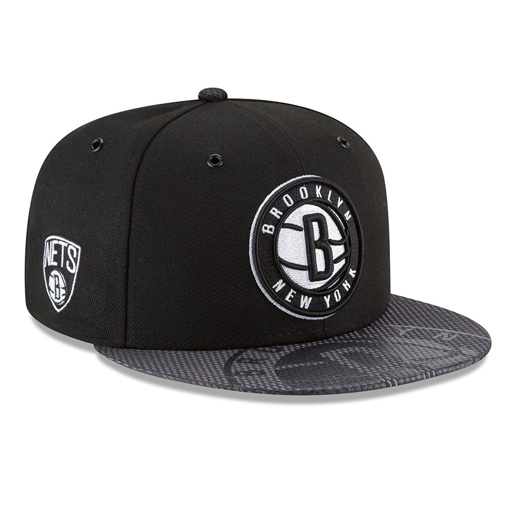 New Era NBA Men's Brooklyn Nets 2018 On Court All-Star Collection 9FIFTY Snapback Hat