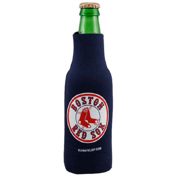 Kolder MLB Boston Red Sox Neoprene Bottle Suit Navy 12 oz.