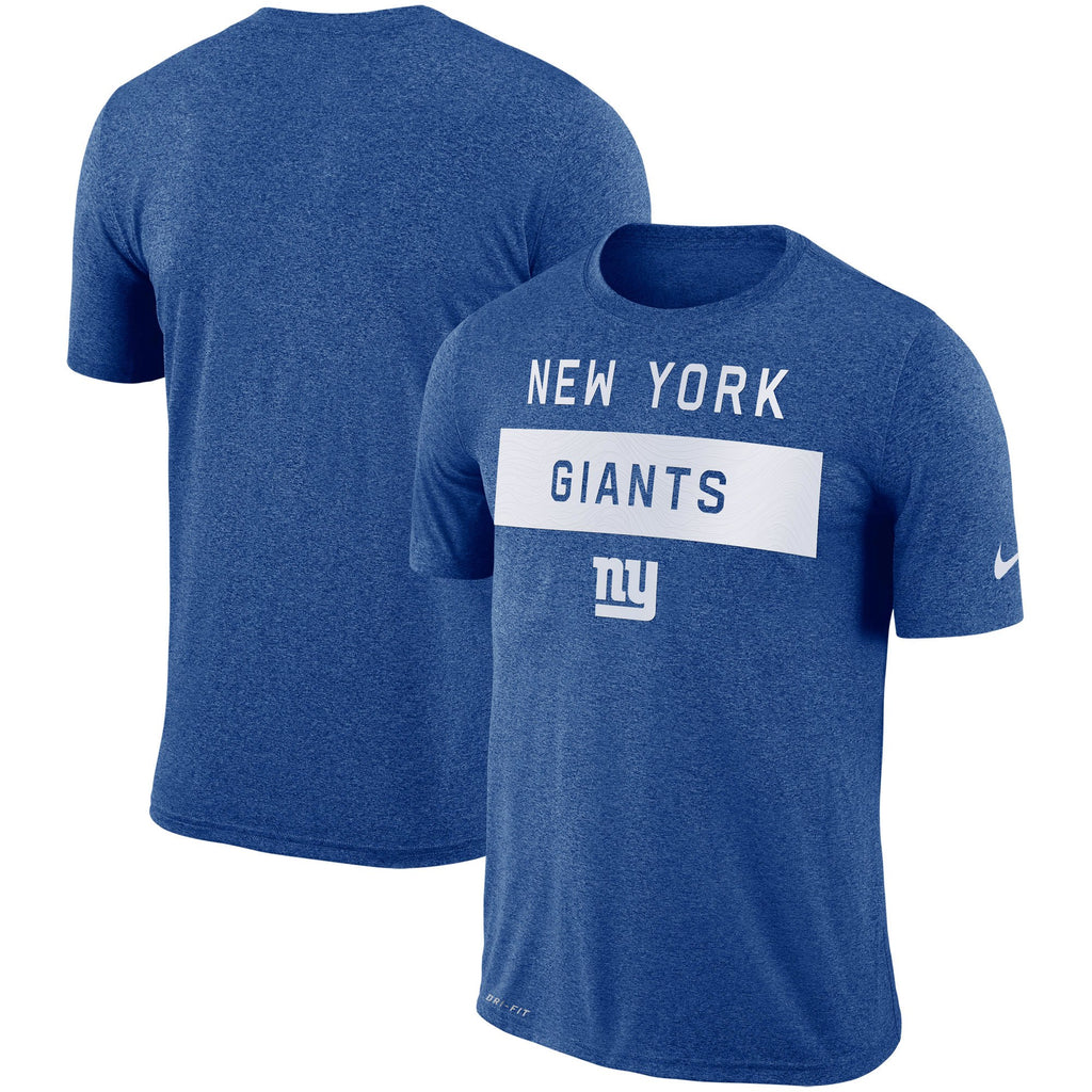 Nike NFL Men's New York Giants Sideline Legend Lift Performance T-Shirt