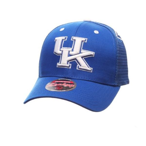 Zephyr NCAA Men's Kentucky Wildcats Screenplay Adjustable Cap