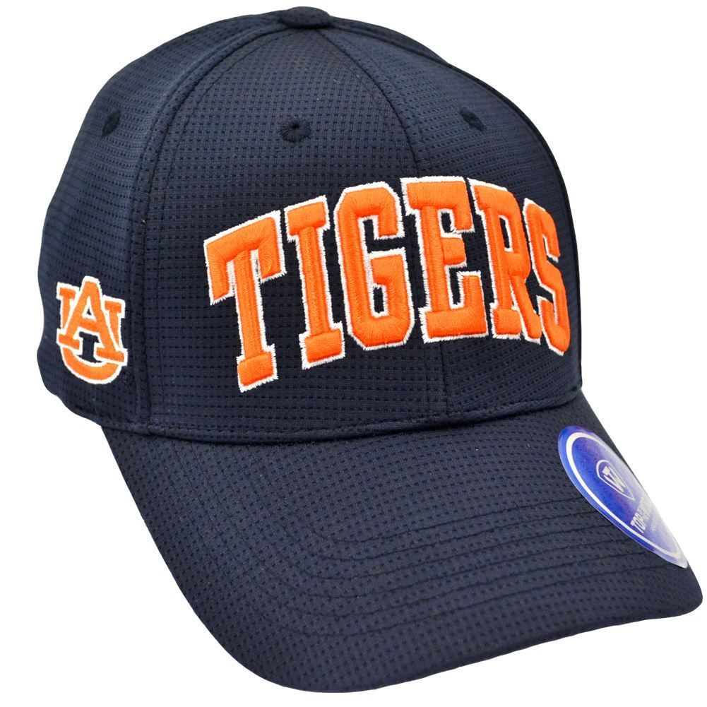Top Of The World NCAA Men's Auburn Tigers So Clean Adjustable Hat