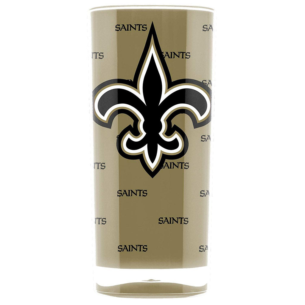 Duck House NFL New Orleans Saints Insulated Square Tumbler Cup 16 oz.