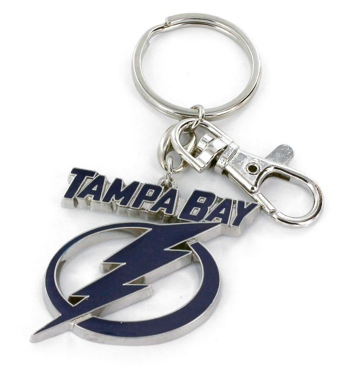 Aminco NHL Tampa Bay Lightning Heavyweight Keychain