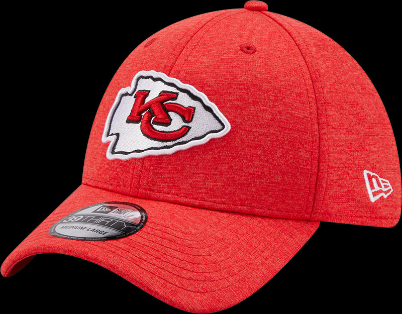 New Era NFL Men's Kansas City Chiefs Shadow B3 39THIRTY Flex Hat