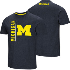 Colosseum NCAA Men's Michigan Wolverines H20 T-Shirt