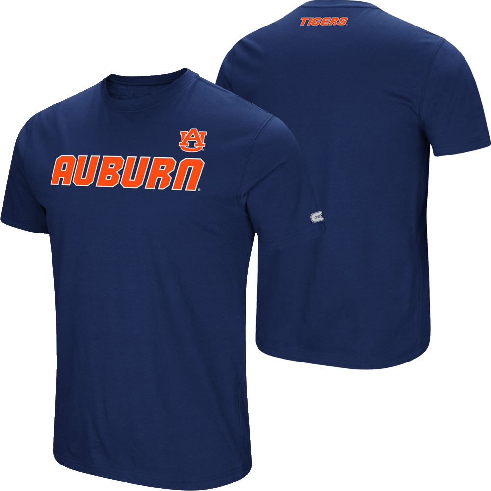 Colosseum NCAA Men's Auburn Tigers Waterboy T-Shirt