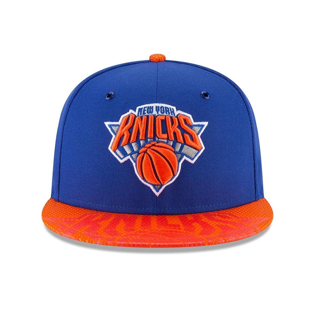 07292f9011832 ... New Era NBA Men s New York Knicks 2018 On Court All-Star Collection  9FIFTY Snapback ...