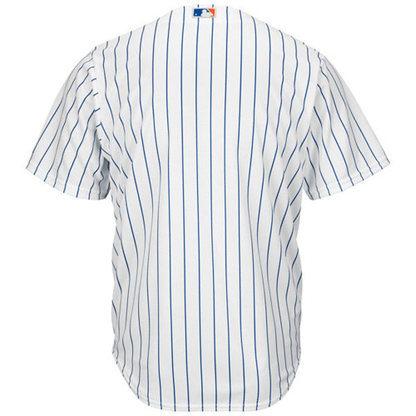Majestic MLB Men's New York Mets Replica Jersey