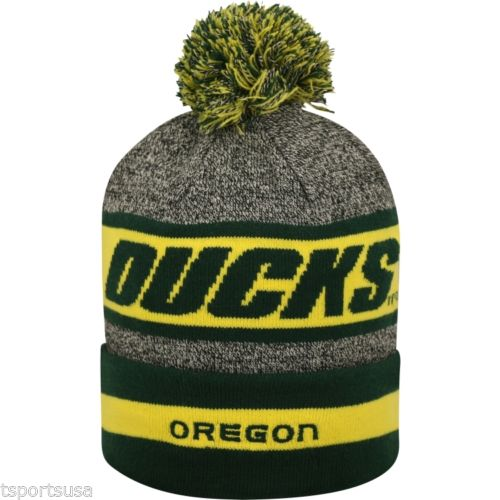 info for 86737 36582 coupon for top of the world ncaa mens oregon ducks cumulus knit beanie  7a6ab 540bb