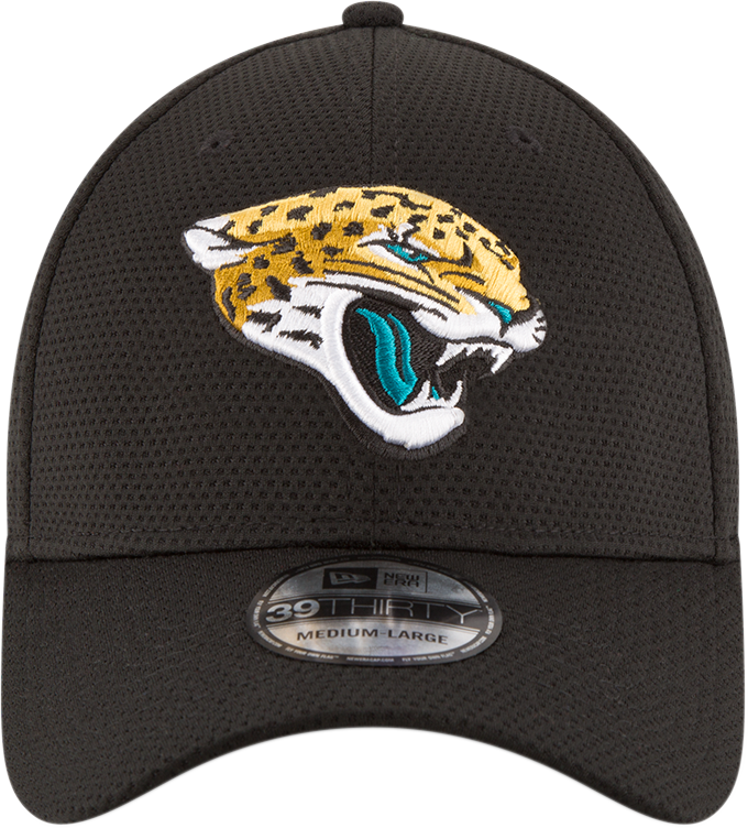 6e34a40e New Era NFL Men's Jacksonville Jaguars Sideline Tech 39THIRTY Flex ...