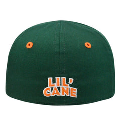 Top Of the World NCAA Miami Hurricanes Infant TC Cub One Fit Cap