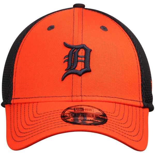New Era MLB Men's Detroit Tigers Team Front Neo 39THRITY Flex Fit Cap