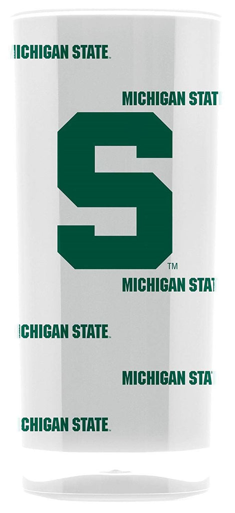 Duck House NCAA Michigan State Spartans Insulated Square Tumbler Cup 16 oz.