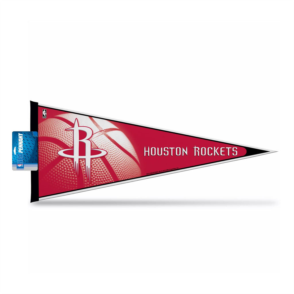 "Rico NBA Houston Rockets Pennant 12""X30"""