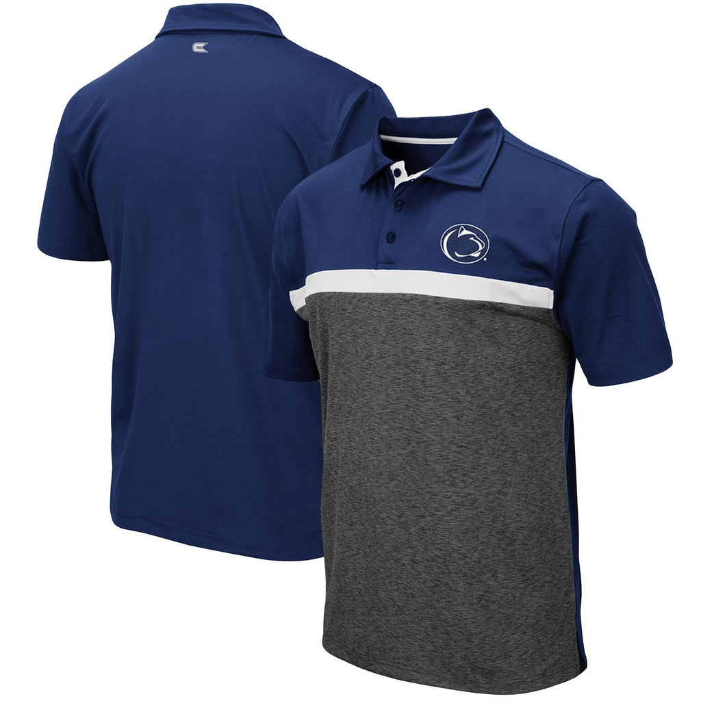 Colosseum NCAA Men's Penn State Nittany Lions Capital City Polo