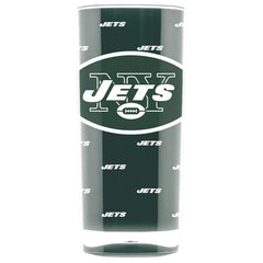 Duck House NFL New York Jets Insulated Square Tumbler Cup 16 oz.
