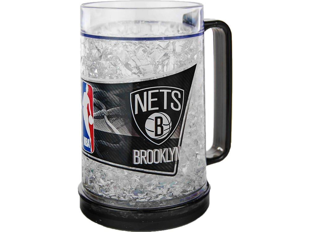 Hunter NBA Brooklyn Nets Crystal Freezer Fun Mug
