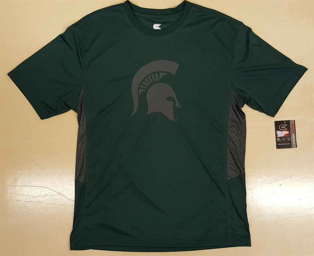 Colosseum NCAA Men's Michigan State Spartans Lift T-Shirt