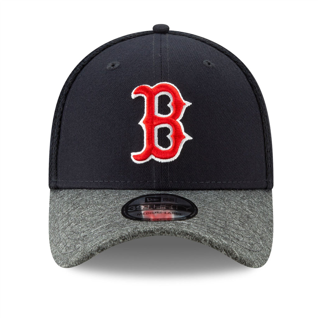 New Era MLB Men's Boston Red Sox 2T Fresh 39THIRTY Flex Fit Hat