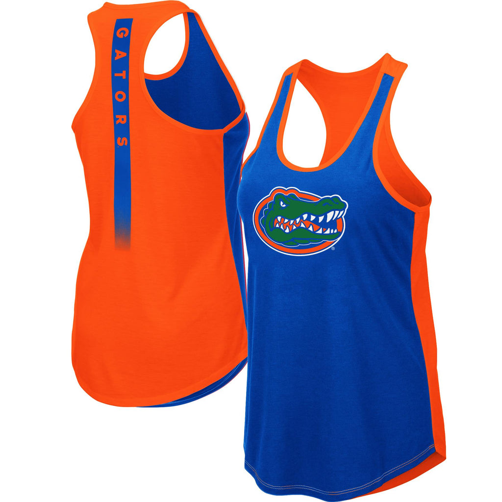 Colosseum NCAA Women's Florida Gators Publicist Tank Top