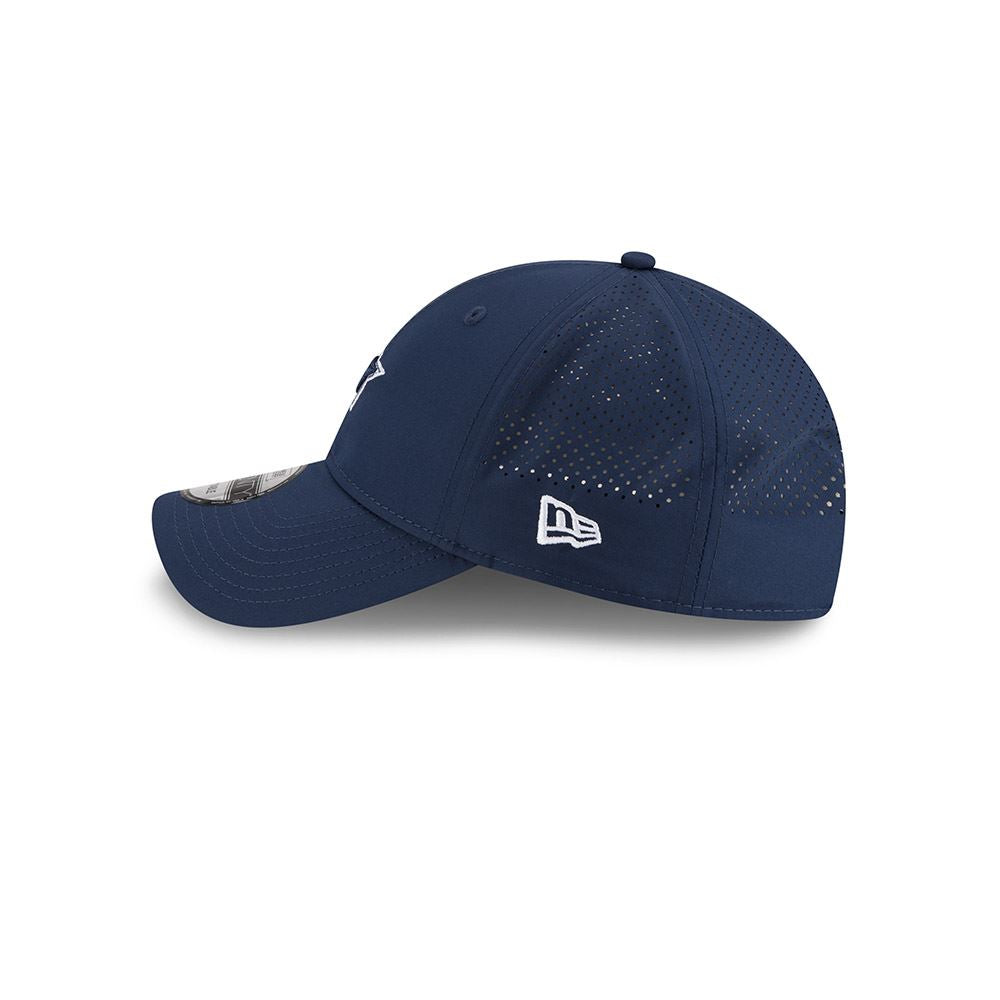 online store 233b1 a6708 New Era NFL Men s Dallas Cowboys Micro Perforated Hat Blue Adjustable