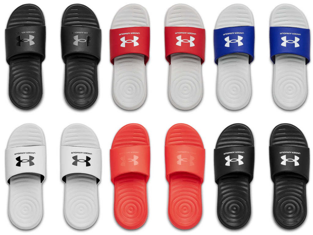 Under Armour Men's Ansa Fix Slide Sandal