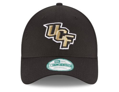 separation shoes 11d4d 8fc1a New Era NCAA University of Central Florida Knights UCF The League  Adjustable Hat Black
