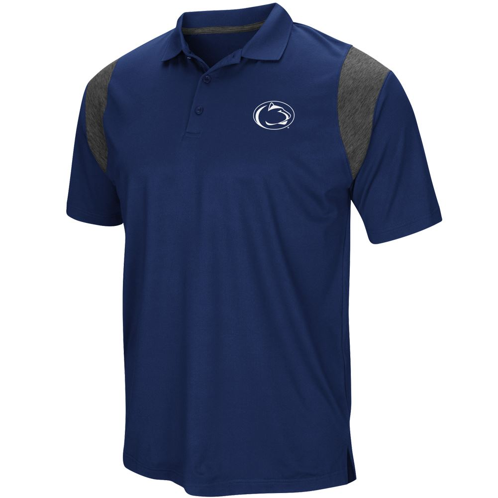 Colosseum NCAA Men's Penn State Nittany Lions Friend Polo