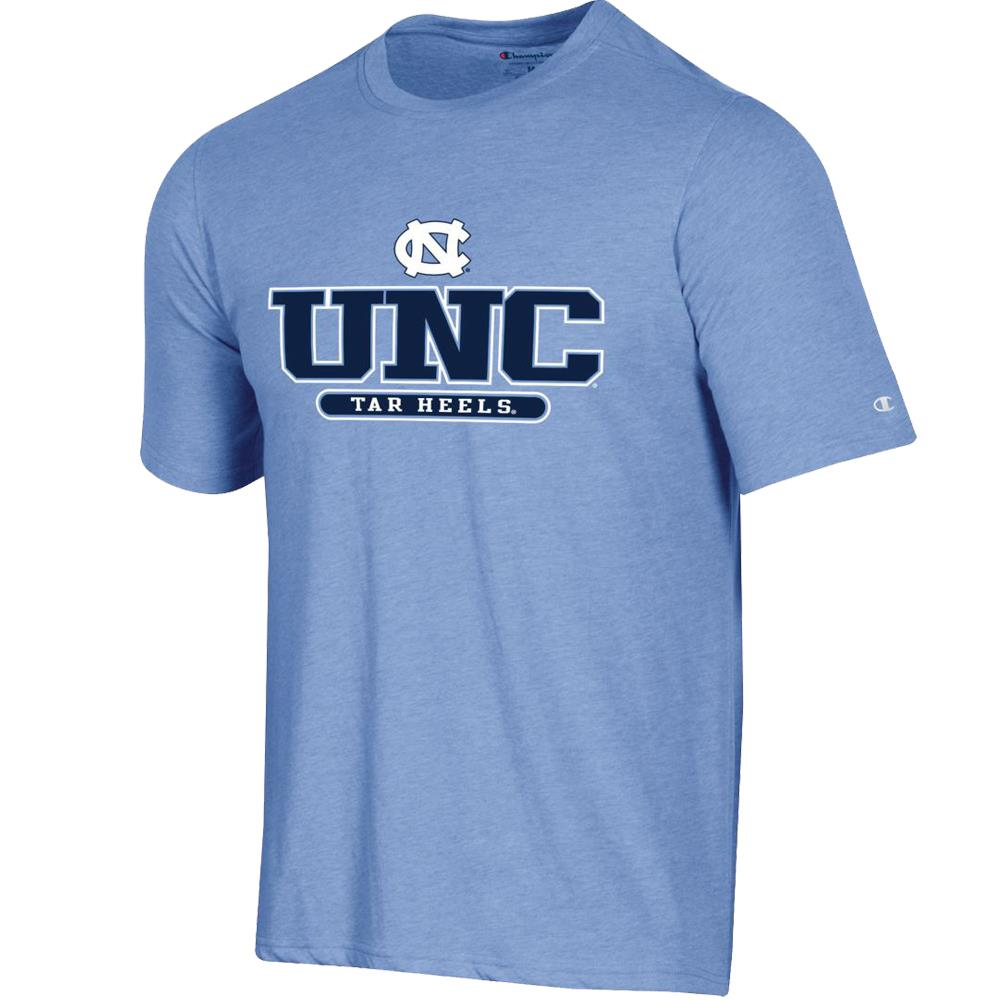 Champion NCAA Men's North Carolina Tar Heels Field Day Short Sleeve T-Shirt