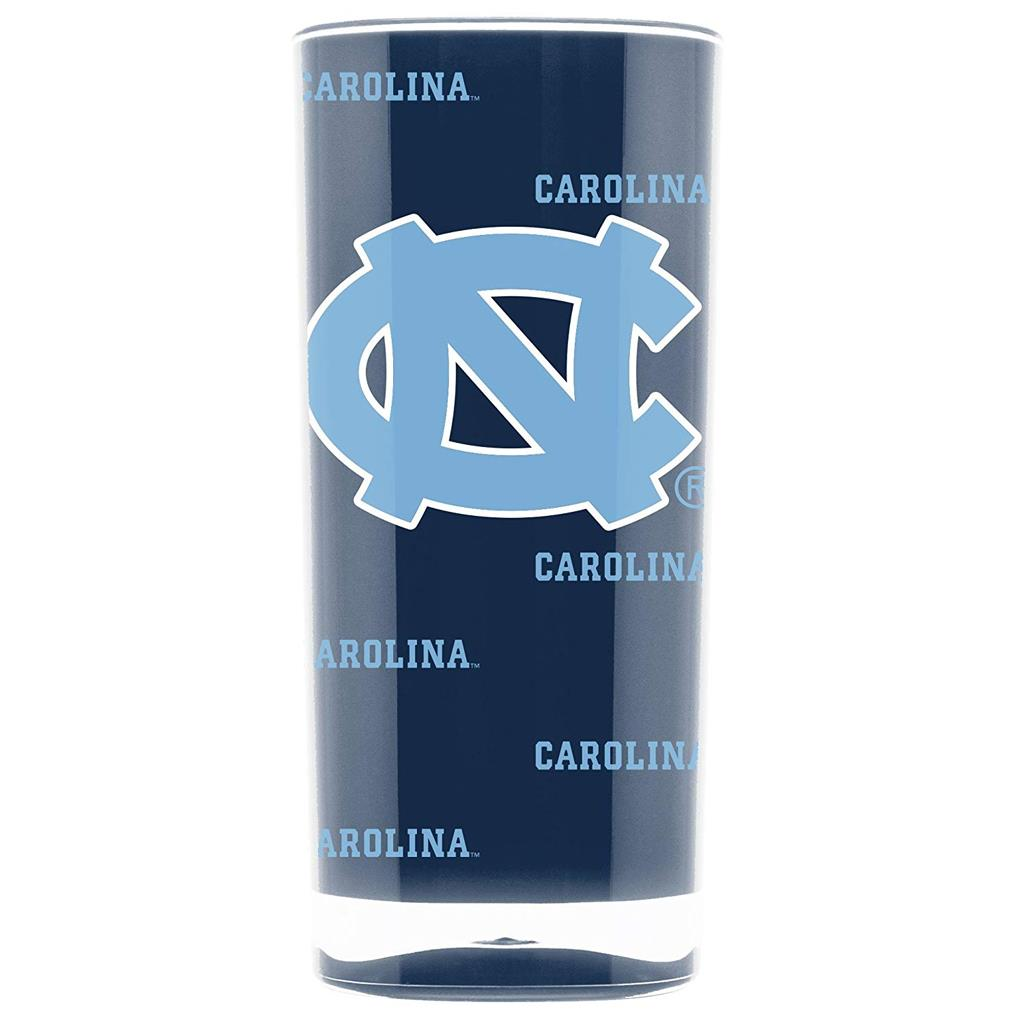 Duck House NCAA North Carolina Tar Heels Insulated Square Tumbler Cup 16 oz