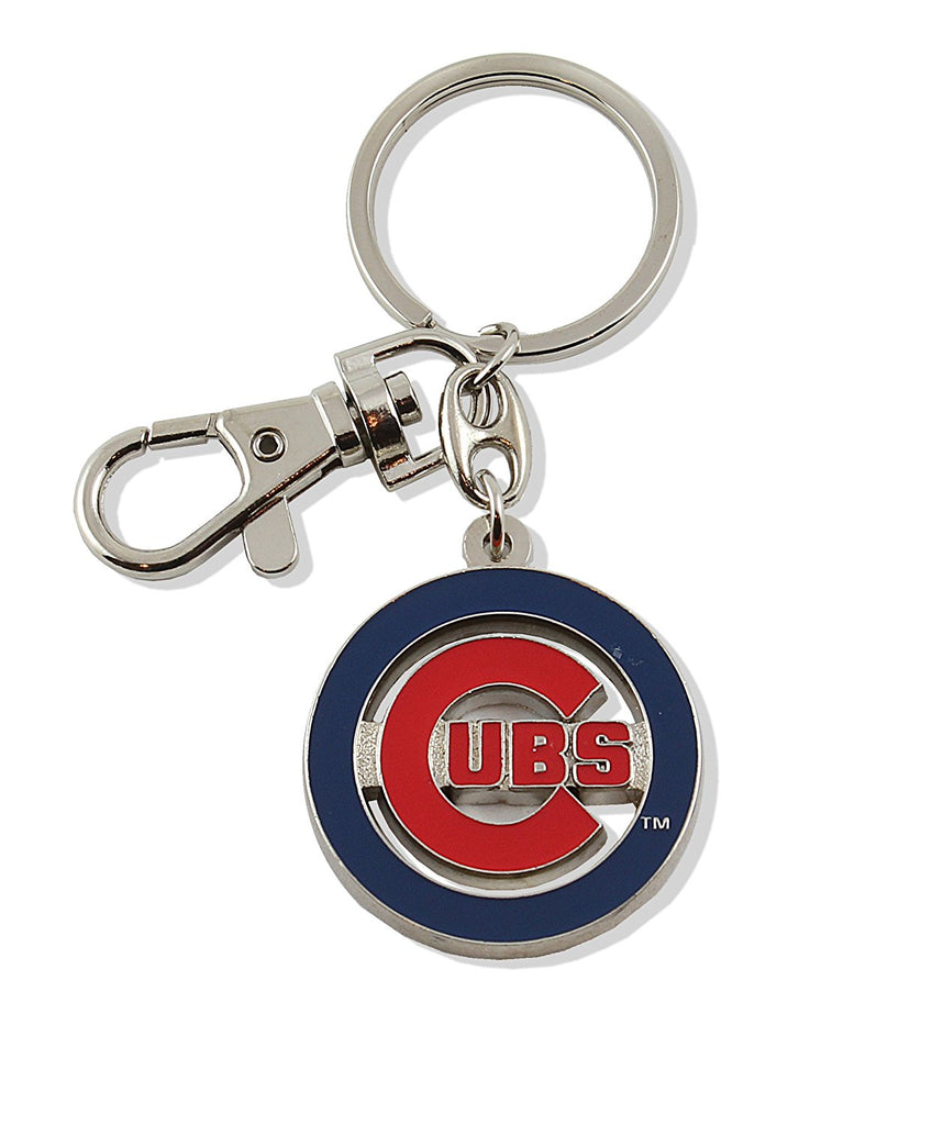 Aminco MLB Chicago Cubs Heavyweight Keychain