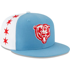 New Era NFL Men's Chicago Bears 2019 NFL Draft Spotlight 9FIFTY Adjustable Snapback Hat