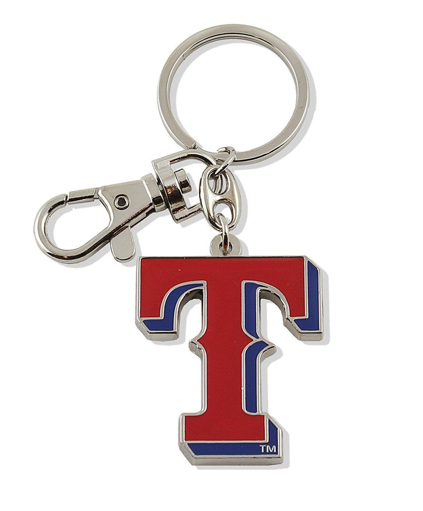 Aminco MLB Texas Rangers Heavyweight Keychain