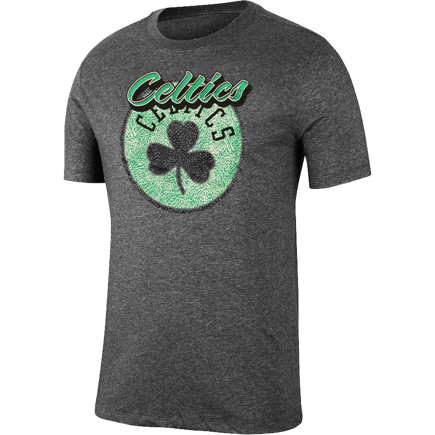 UNK NBA Men's Boston Celtics Elephant Print T-Shirt