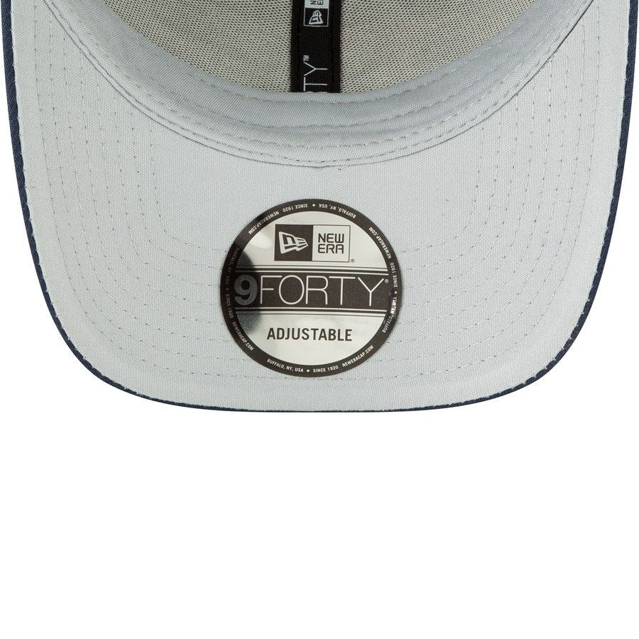 New Era NFL Men's New England Patriots 2019 NFL Draft On Stage Official 9FORTY Adjustable Hat