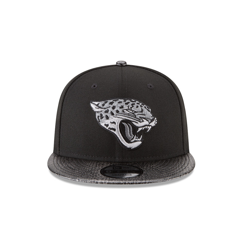 792bd930 New Era NFL Men's Jacksonville Jaguars Snake Skin Sleek 9FIFTY ...