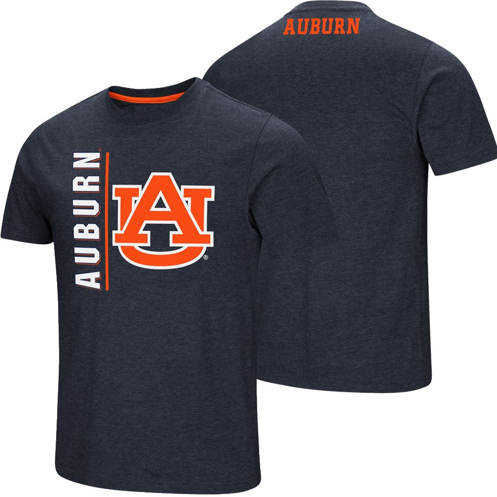 Colosseum NCAA Men's Auburn Tigers H20 T-Shirt