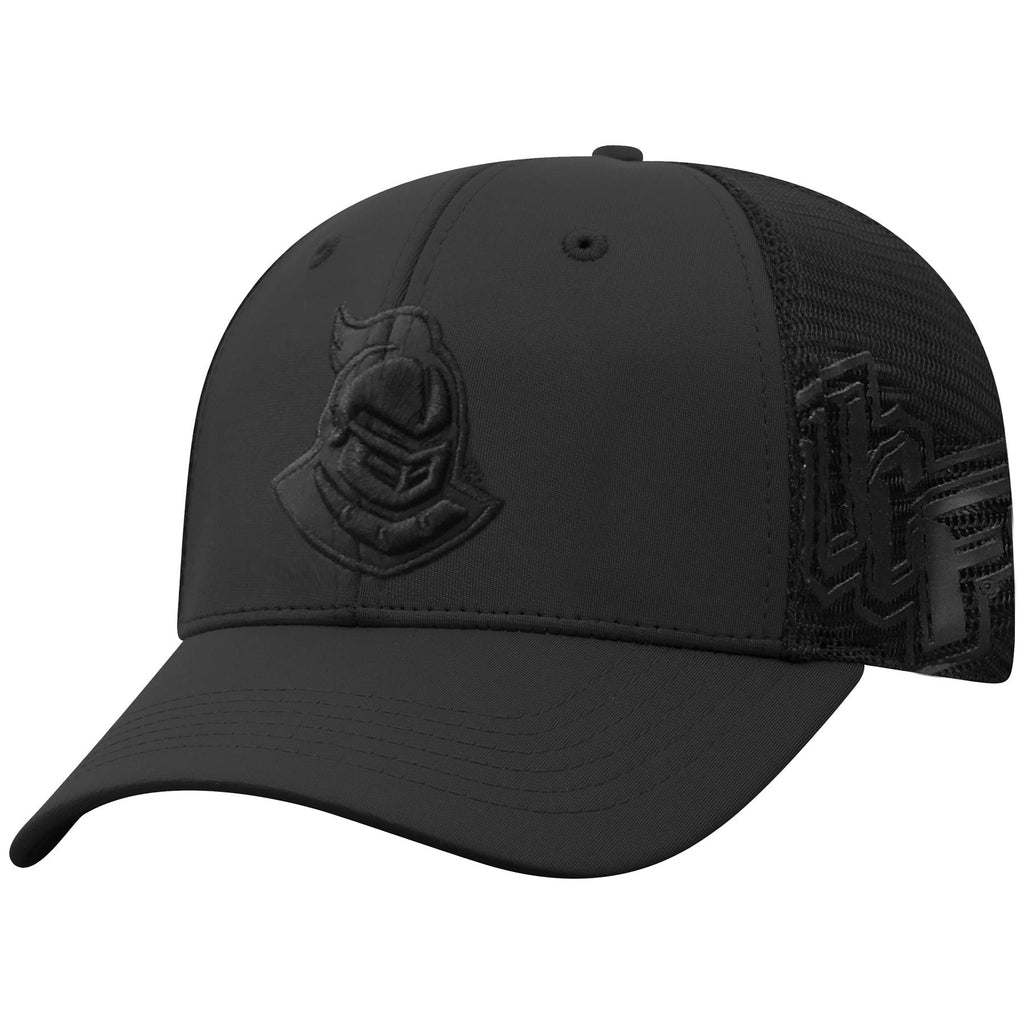 Top of The World NCAA Men's Central Florida Knights (UCF) Dayblaster Nightfall Stretch Hat Black One Fit