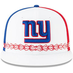 New Era NFL Men's New York Giants 2019 NFL Draft On Stage Official 9FIFTY Adjustable Snapback Hat