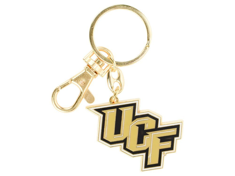Aminco NCAA UCF Knights Heavyweight Keychain