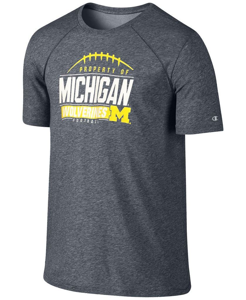 Champion NCAA Men's Michigan Wolverines Persistent T-Shirt