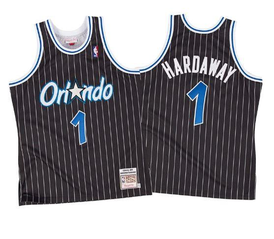 Mitchell & Ness NBA Men's Orlando Magic Penny Hardaway 1994-95 Hardwood Classics Swingman Alternate Jersey